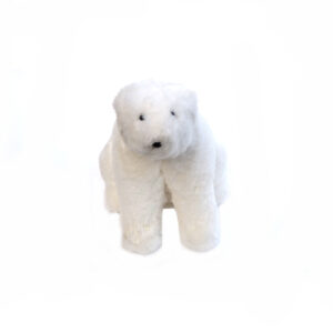 Polar Bear Fluffy & Soft