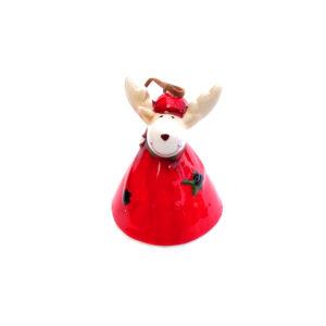 Hanging Reindeer Bell