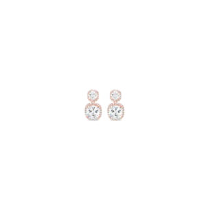 Rose Gold Earrings E2038RS
