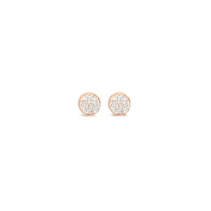 Rose Gold Earrings E452RS