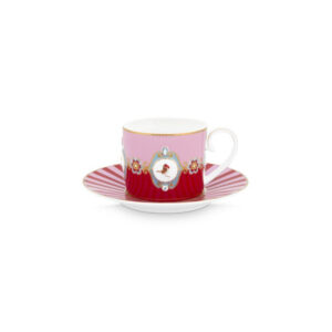 Pip Studio Love Birds – Cup & Saucer Set