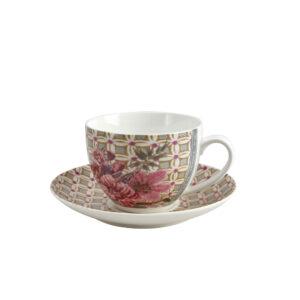 Mathilde M – Set of 2 Madame de Montespan Tea Cups