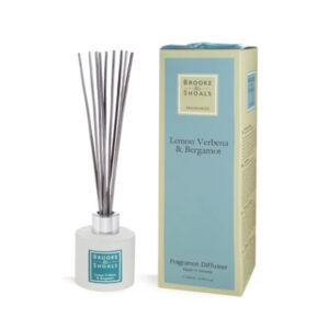 Brooke & Shoals – Home Fragrance Diffuser – Lemon Verbena & Bergamot