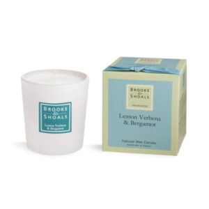 Brooke & Shoals – Lemon Verbena & Bergamot Candle